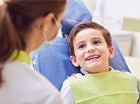 Metal free dental treatment options for families